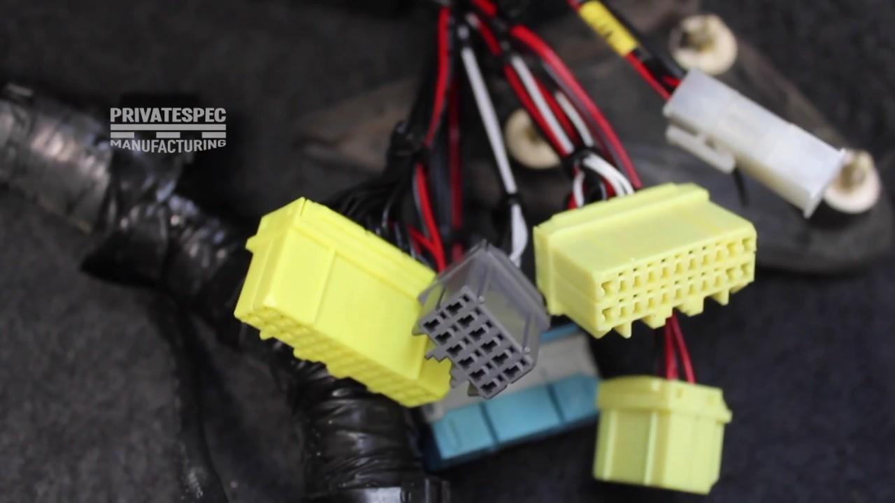 Evolution 7 8 9 Wiretuck Privatespec Loom Install