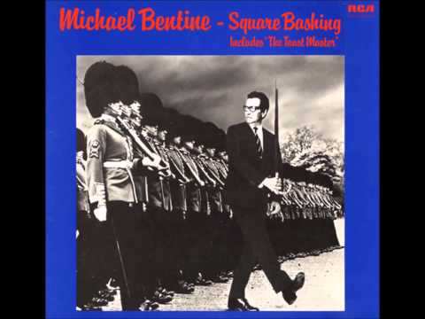 """MICHAEL BENTINE """"The Tragedy at the Nationall Gallery"""" (1967)"""