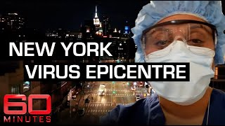 New York Virus Epicentre| 60 Minutes Australia