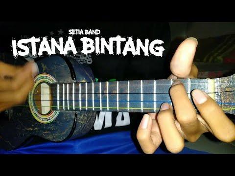 ISTANA BINTANG - SETIA BAND Cover Kentrung Senar 4 | Melodi Intronya Keren ANJAYY!!