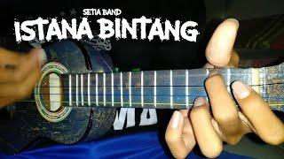 Download Mp3 Istana Bintang - Setia Band Cover Kentrung Senar 4 | Melodi Intronya Keren Anjay