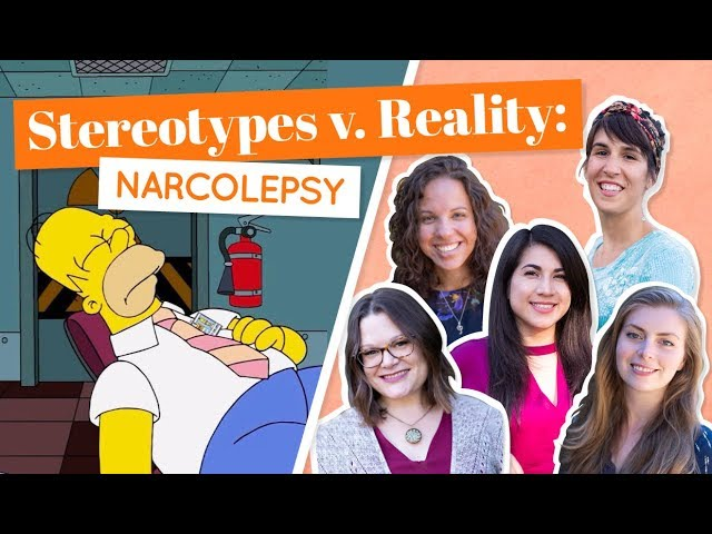 Narcolepsy: Stereotypes vs. Reality | Rising Voices of Narcolepsy Speaker Series