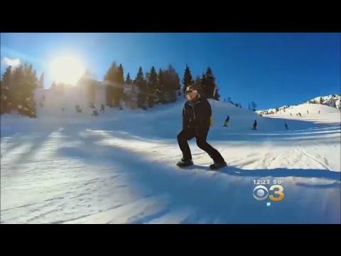 New Sport 'Snow Feet' Introduced In Czech Republic