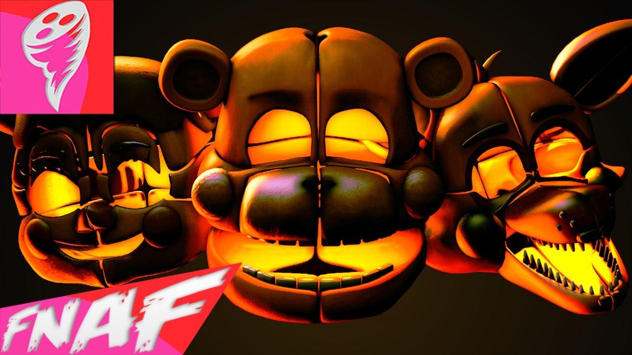 SFM FNAF] Five Nights at Freddy's 4 Halloween Song (Halloween at ...