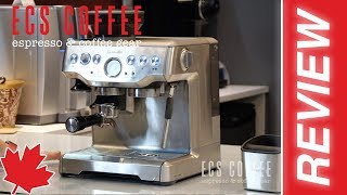 Breville Barista Express Review 2020