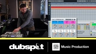 Ableton Tutorial: Trap Music Patterns - How to Build an Instrument Rack for Drum Programming Pt 1