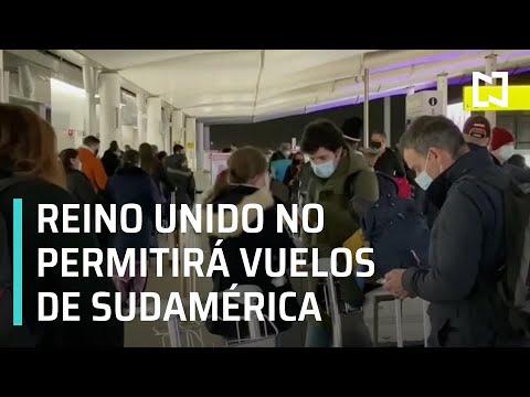 Detectan variante de coronavirus procedente de Brasil - Sábados de Foro