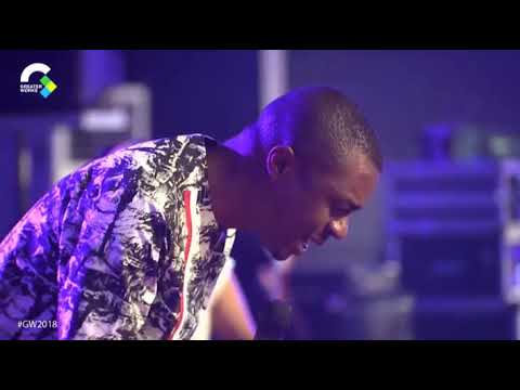 NATHANIEL BASSEY LATEST MINISTRATION | GREATER WORKS CONFERE