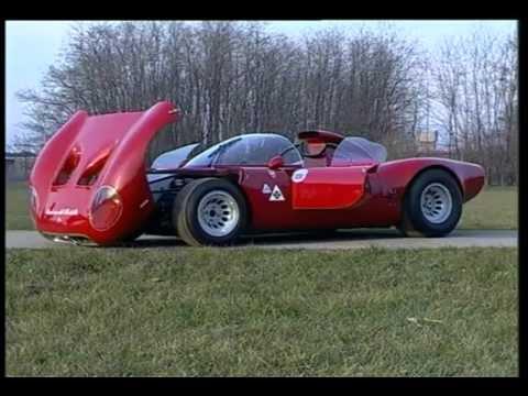 Alfa Romeo 33 Periscopica e Museo Arese