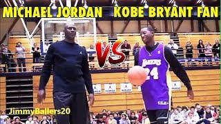 Repeat youtube video 51 years old Michael Jordan vs. Kobe Bryant fan