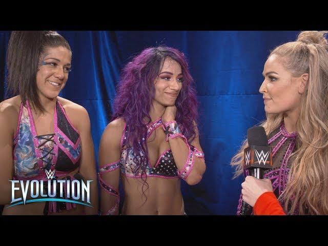 1166c412897d Natalya Neidhart  Women s wrestling celebrated at  Evolution ...