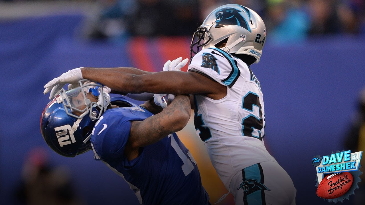 Is Josh Norman To Blame For Fight With Odell Beckham Jr Dave Dameshek Football Program Nfl You