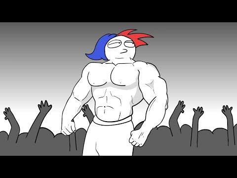 Я - ЛЕГЕНДА! (League Of Legends \ анимация)