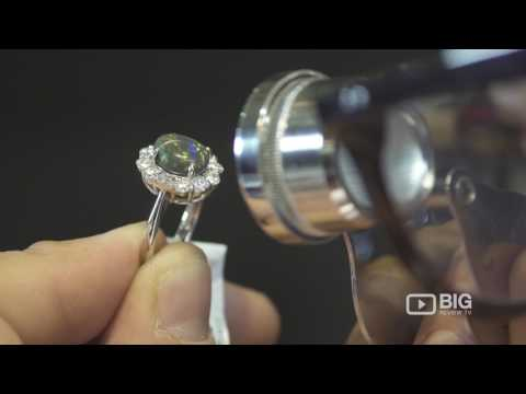 Australian Opal Cutters In Sydney Offering Amazing Jewelry Made Of Opal And Pearl