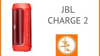 JBL Charge 2 - обзор колонки с Bluetooth