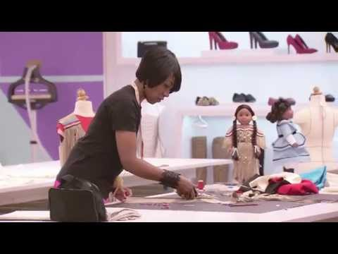 Project Runway Challenge: Design Inspiration | American Girl