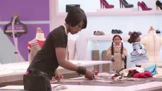 American Girl Project Runway Challenge: Design Inspiration