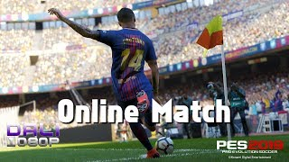 PES 2019 Online Match pc gameplay 1080p 60fps
