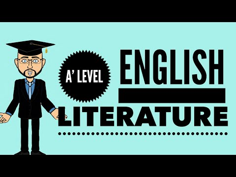 Literary Terminology: A' Level English Literature