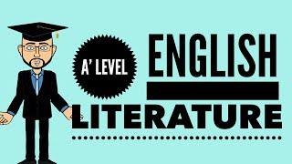 Literary Terminology: A' Level English Literature