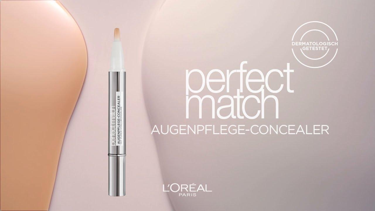 LÓréal Paris perfect match Augenpflege-Concealer 2020