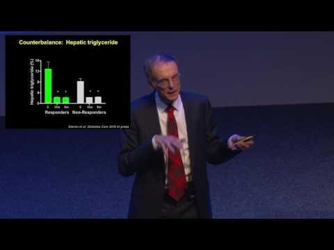 Low calorie diet for Type 2 diabetes research lecture | #DPC16 | Diabetes UK