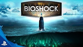 BioShock: The Collection - Remastered Comparison Trailer | PS4