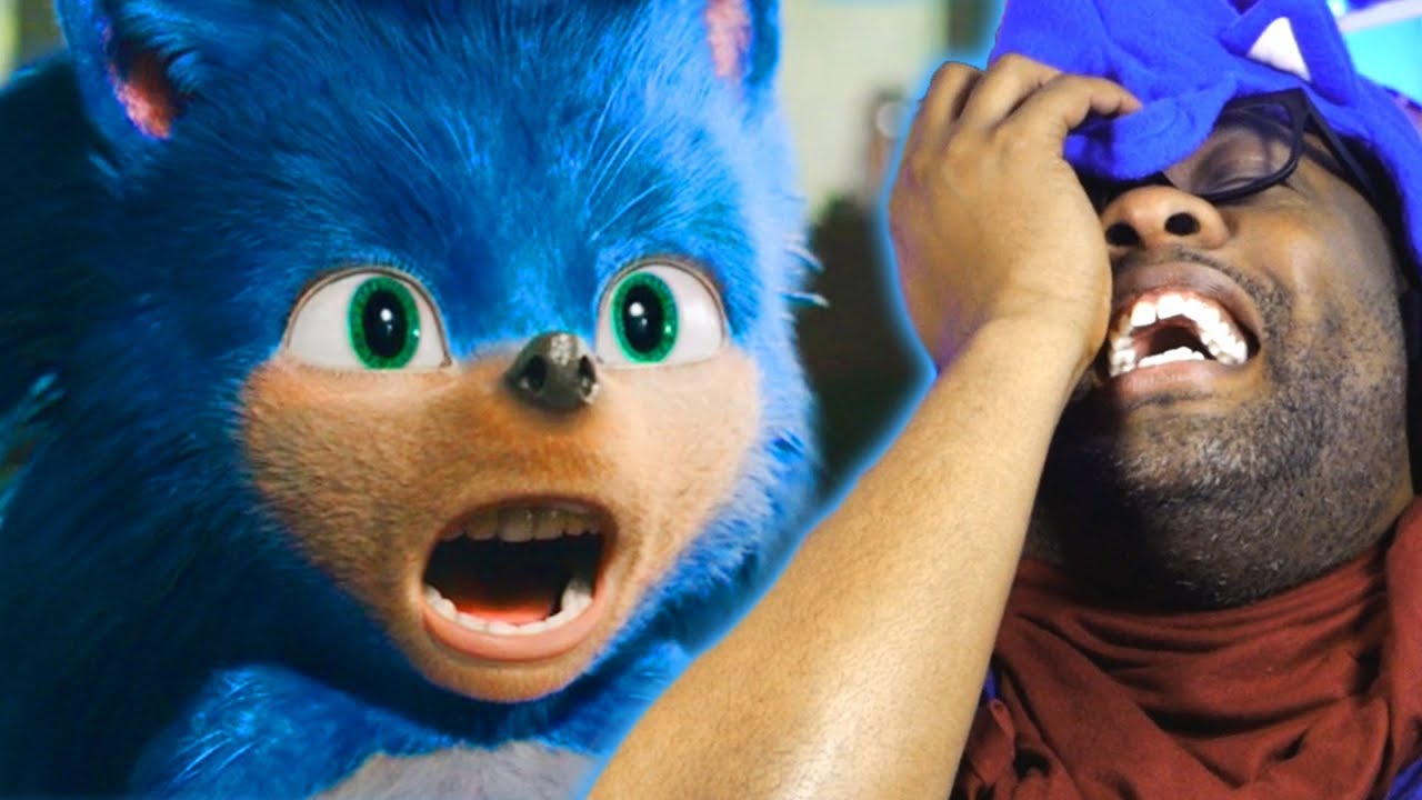 Sonic The Hedgehog Trailer Reaction Movie Of The Year 2019