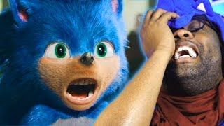 Sonic the Hedgehog Trailer Reaction - MOVIE OF THE YEAR 2019
