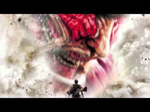 Attack On Titan - Japanese Debut Trailer Music (Joseph William Morgan - What a Wonderful World)