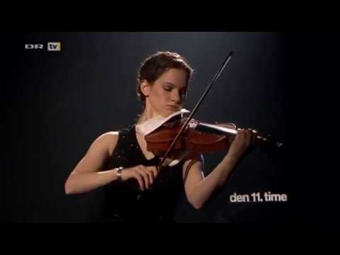 """Hilary Hahn performs Bach's """"Sarabande"""" (Better Quality)"""