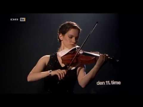 Hilary Hahn performs Bach's