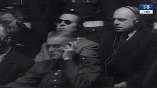 20 novembre 1945: si apre il Processo di Norimberga