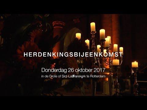 Herdenkingsbijeenkomst 2017 - Van der Spek Uitvaart   Klink Uitvaart   Karin Bloemen en Cor Bakker