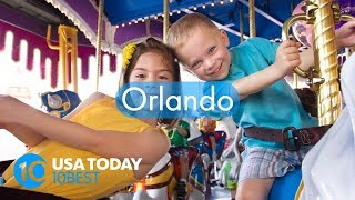 Alligators to ziplines: See, soar & more at Orlando's top attractions