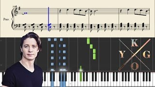 Kygo - I'm In Love - Piano Tutorial + Sheets