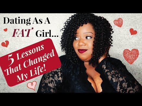 PLUS SIZE DATING ADVICE! | HOW TO FIND REAL LOVE! | 5 LESSONS I'VE LEARNED