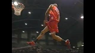 "James ""Flight"" White - 2006 NCAA Slam Dunk Contest"