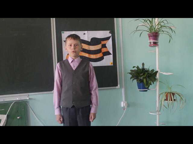 Изображение предпросмотра прочтения – АлексейКузнецов читает произведение «Рассказ танкиста» А.Т.Твардовского