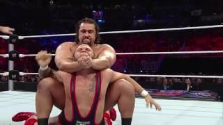 WWE Santino Marella Last Match