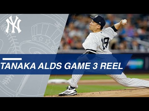 Masahiro Tanaka twirls seven scoreless frames in Game 3 of the ALDS