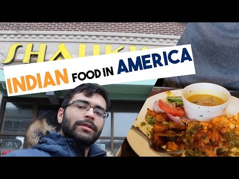INDIAN RESTAURANT in the US
