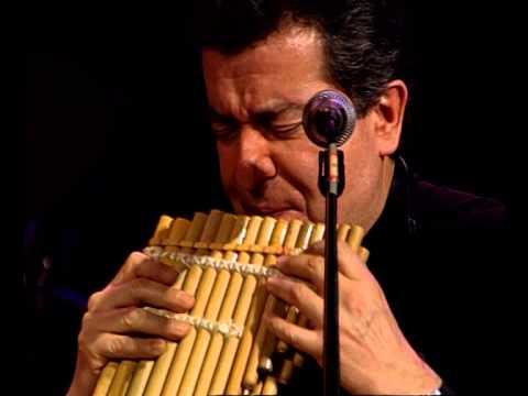 QUILAPAYÚN - Yaravi y Huayno (Picap, 2003) @ Palau de la Música Catalana