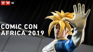 A look inside Comic Con Africa 2019