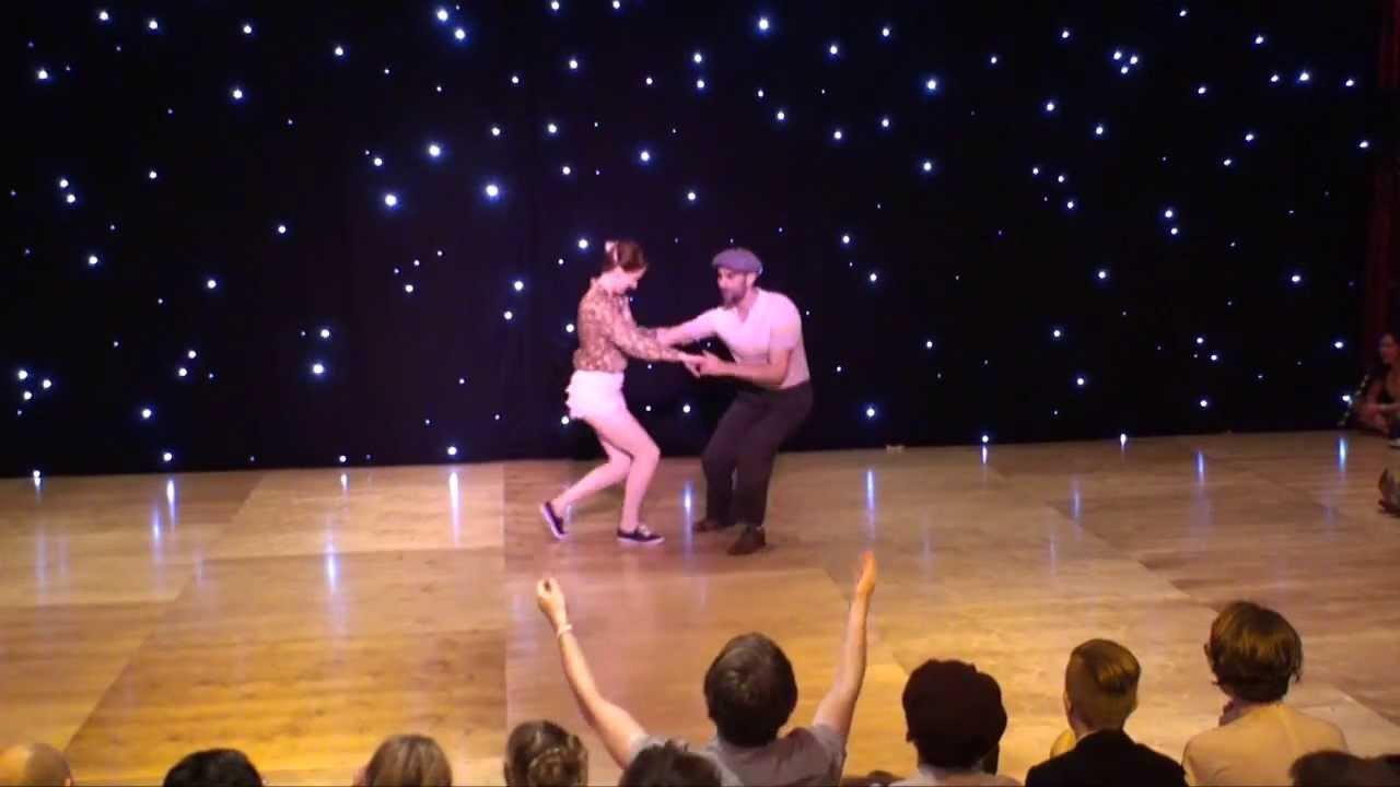 Esdc 2013 Open Swing Showcase Max Pitruzzella Amp Annie