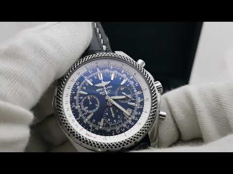 Инструкция по выполнению операций умножения/деления в часах Breitling For Bentley! (Видео обзор 2/5)