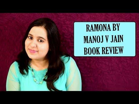 Ramona by Manoj V Jain | Book Review | Indian Book Reviews