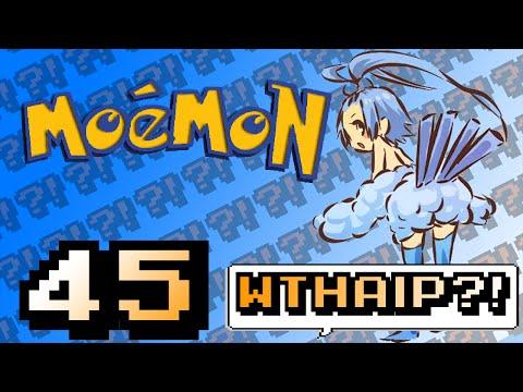Moemon: Emerald Version - Part 45 - Gym Battle 6: Revolving doors of misery - WTHAIP?!