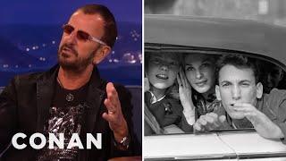 Ringo Starr On His Classic Beatles Era Photographs  - CONAN on TBS