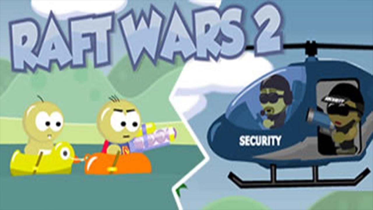 Image result for raft wars 2 game